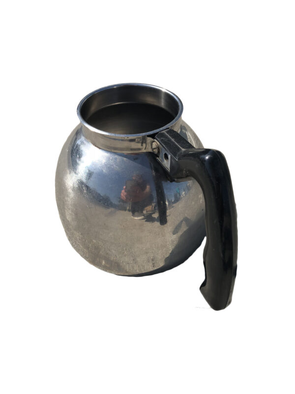 CoffeePot BlackPlasticHandle
