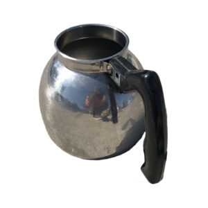 CoffeePot BlackPlasticHandle